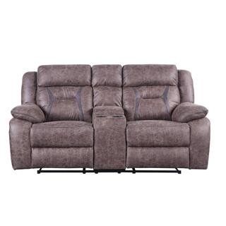 See Details - Double Reclining Love Seat
