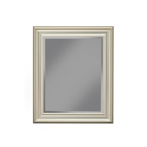 Brushed Bronze Wall Mirror - Bronze