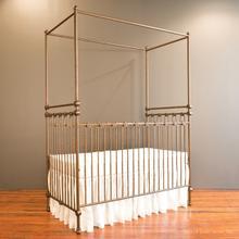 See Details - Joy Canopy Crib Vintage Gold
