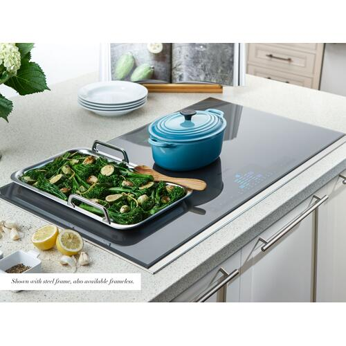 Liberty® Induction Cooktop 36'' Silver Mirror CIT367XM