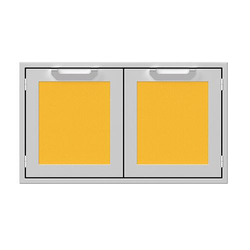 """36"""" Hestan Outdoor Double Sealed Pantry - AGLP Series - Sol"""