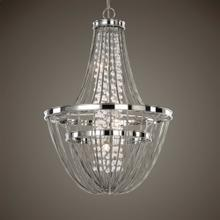 Couler, 4 Lt Chandelier