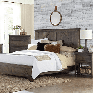 Cedar Lakes Bedroom Collection