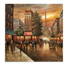 Paris Nights- Canvas