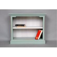 "#330 Small Clayton Bookcase 36""wx13.25""dx30""h"