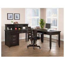 Casey Desk Merlot CS150