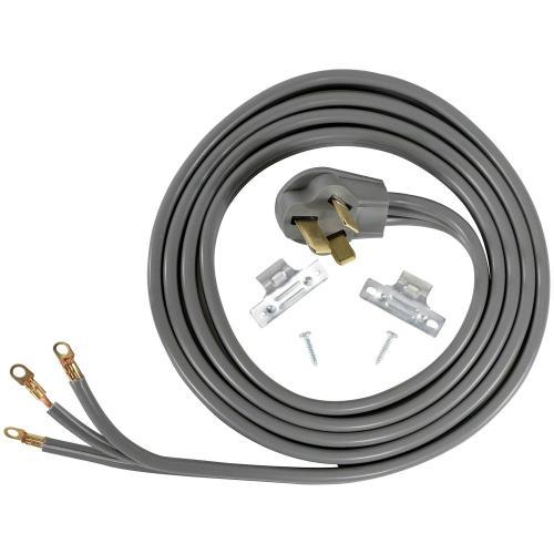 6ft 3-Wire Eyelet 50-Amp Range Cord
