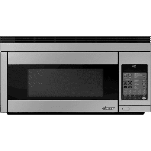 "30"" Over-The-Range Microwave, Silver Stainless Steel"
