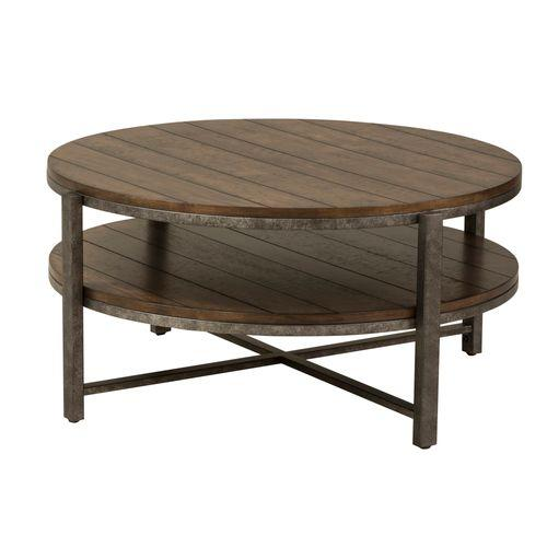 Gallery - 3 Piece Set (1-Cocktail 2-End Tables)