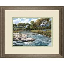 """Wet Springs"" By Greg Glowka Framed Print Wall Art"