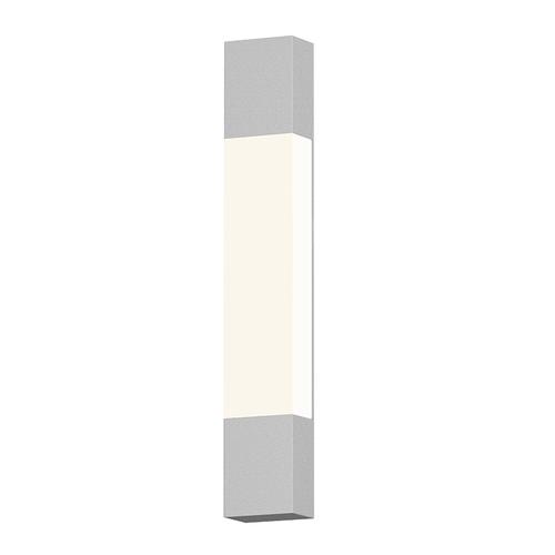 "Box Column 22"" LED Sconce"