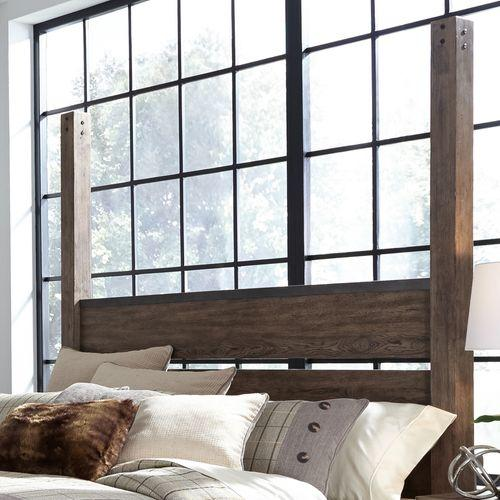 Queen Canopy Headboard & Footboard