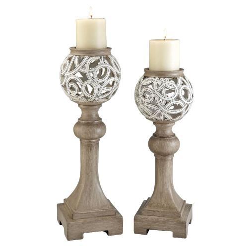 Furniture of America - Krista Candle Holder Set