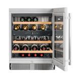 "Liebherr 24"" Built-under multi-temperature wine cabinet"