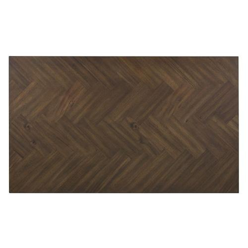 Standard Furniture - Caswell Dark Brown Dining Table