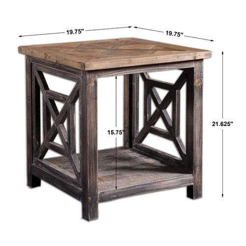Product Image - Spiro End Table