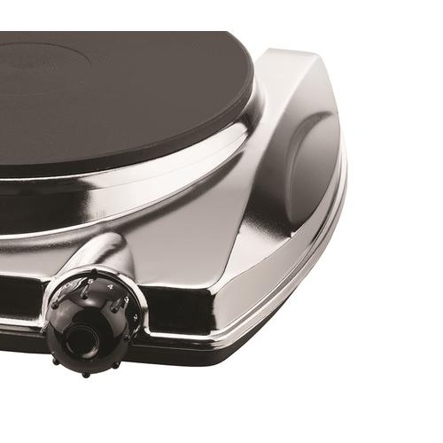 Brentwood - Brentwood TS-337 1000w Electric Hotplate, Silver