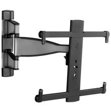 "Silver SANUS Advanced Full-Motion Premium TV Mount for 32"" to 55"" TVs"