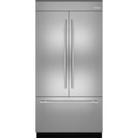 """42"""" Fully Integrated Built-In French Door Refrigerator  Refrigeration  Jenn-Air"""