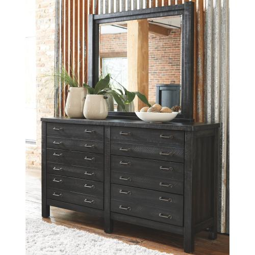 Baylow Dresser and Mirror