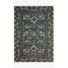 View Product - FIO-01 RP Florence Navy Grey Rug