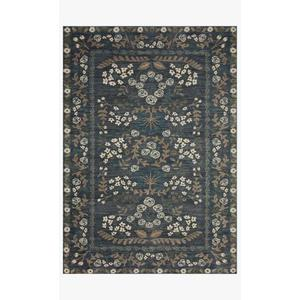 Gallery - FIO-01 RP Florence Navy Grey Rug