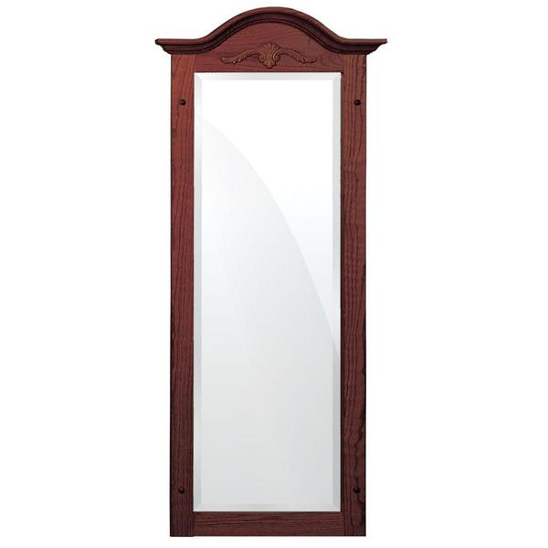 See Details - Arch Top Wall Mirror