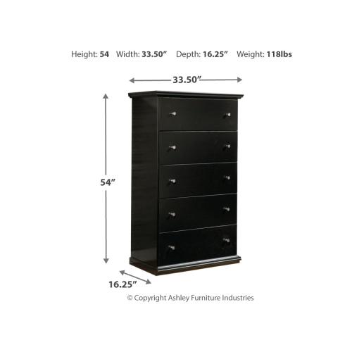 Maribel Chest of Drawers