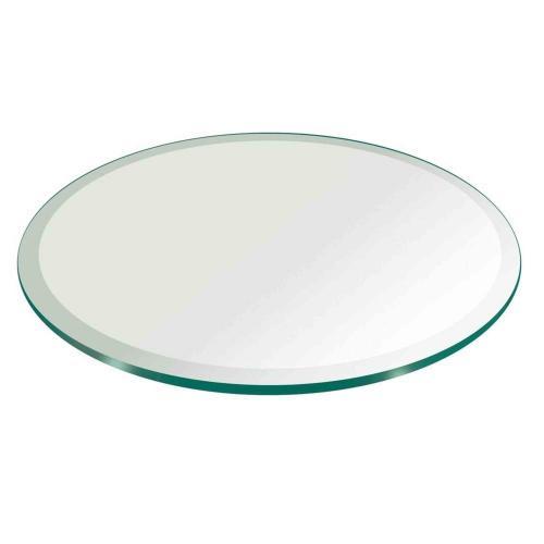 "42"" Round Glass Top"