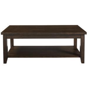Richmond 3-Pack Accent Tables, Dark Brown
