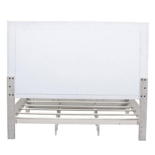 Optional Queen Panel Bed