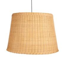 Cyprus Tapered Rattan Pendant 26w x 18h