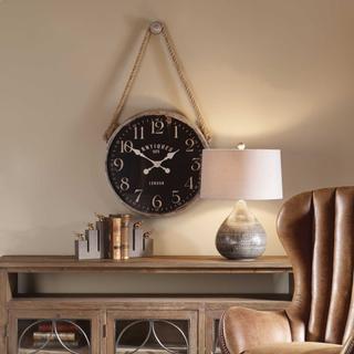 See Details - Bartram Wall Clock