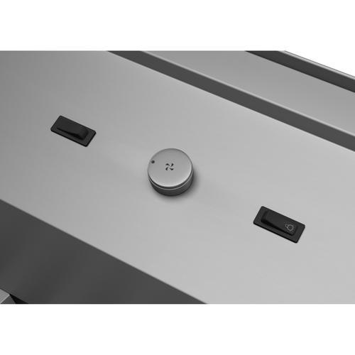 BEST Range Hoods - 36-inch Outdoor Range Hood Insert, blower sold separately, Stainless Steel (CPD9M Series)