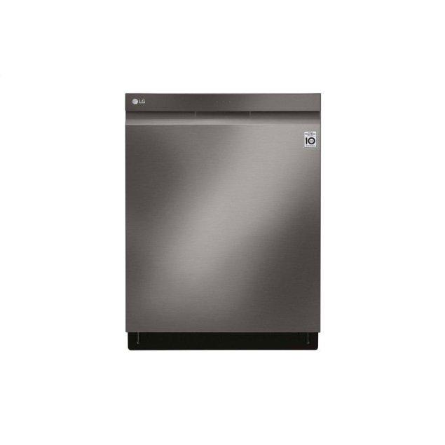 LG Appliances Top Control Smart wi-fi Enabled Dishwasher with QuadWash™ and TrueSteam®