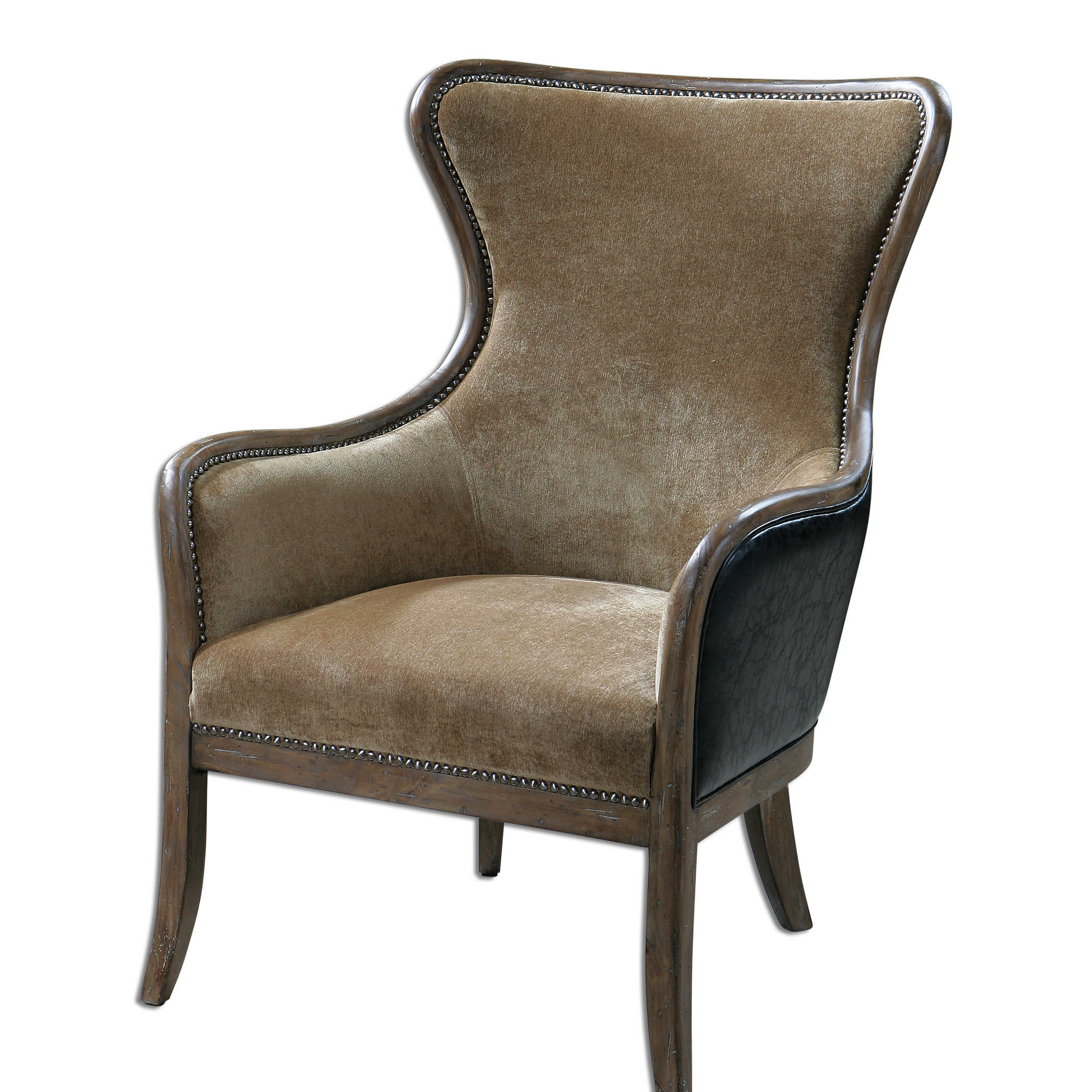 UttermostSnowden Wing Chair