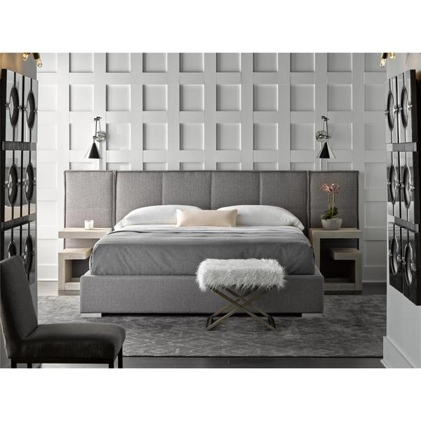 See Details - Connery Queen Bed with Wings