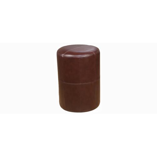204 Round ottoman