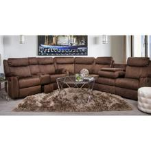 See Details - U7303 DOMINO COFFEE SECTIONAL