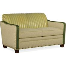 Bradington Young Beth Settee 8-Way Hand Tie 303-85