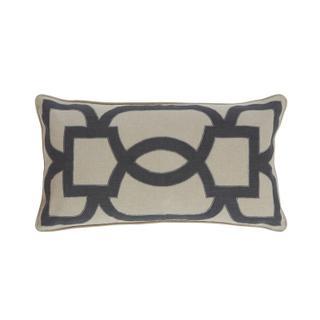 Nora Pillow Cover Grey