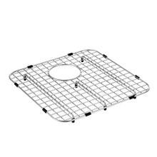 """Moen Stainless Steel Rear Drain Bottom Grid Accessory 16"""" x 16"""""""