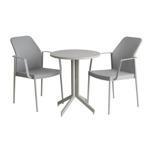 "Fole 23.5"" Round Bistro Table"