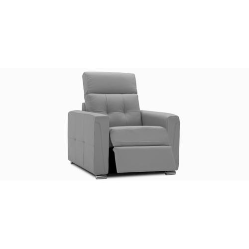 Sydney Accent chair / Motion (044) with small arm
