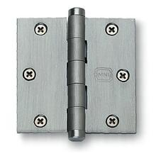 Plain Bearing, Full Mortise Hinge, Solid Extruded Brass