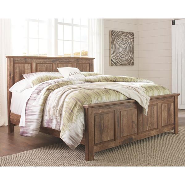 Blaneville King Panel Bed