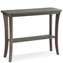 See Details - Rustic Wire Brushed Driftwood Hall Stand - Driftwood Collection #10332-RG