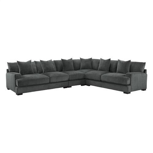 4-Piece Modular Sectional