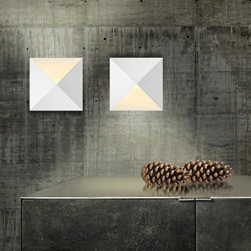 Sonneman - A Way of Light - Prism LED Sconce [Color/Finish=Textured Gray]