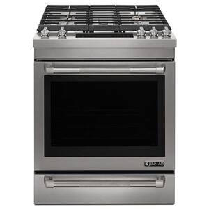 "OPEN BOX Jenn-Air® 30"" Dual™Fuel Range - Pro Style Stainless Product Image"